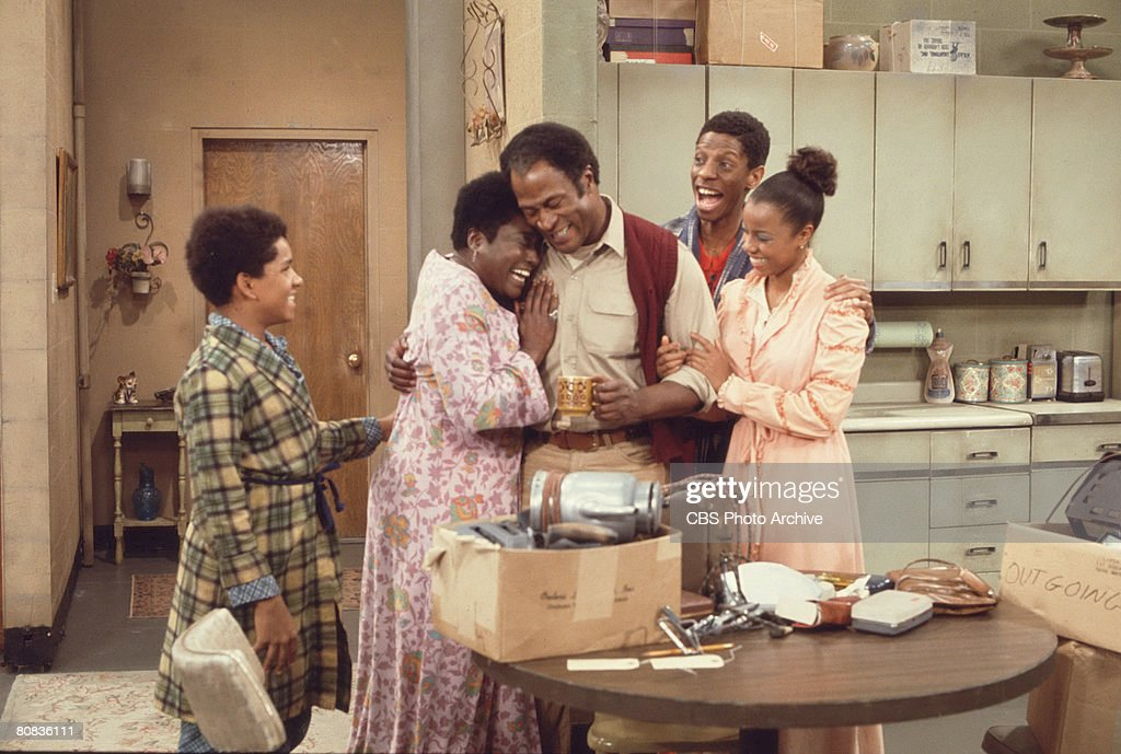 Scene From 'Good Times' : News Photo