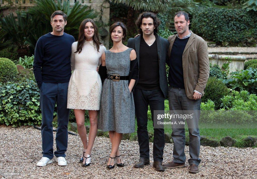 Anna Karenina - Rome Photocall : News Photo