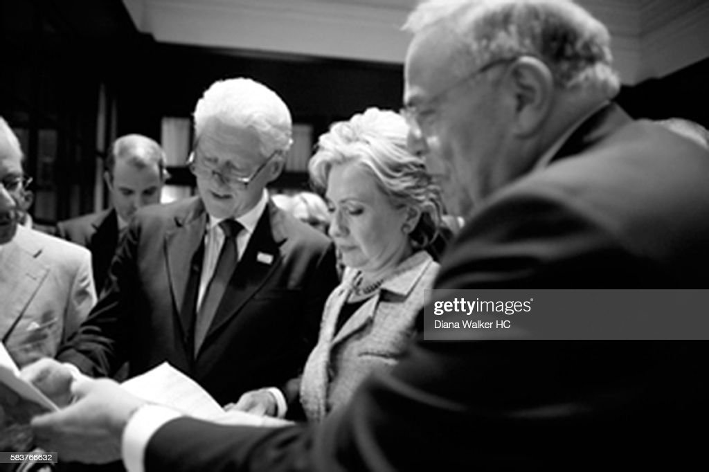 Hillary Clinton, Time & Life, 1979-2010