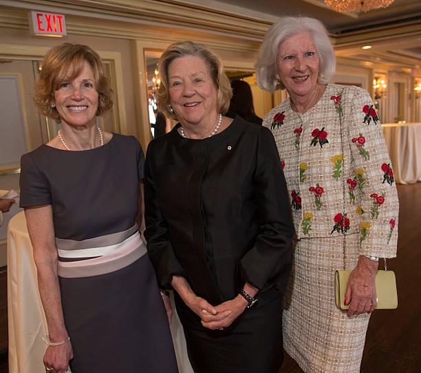 Carol Mccain: Former CBS Newsman Dan Rather Speaks At Women's College