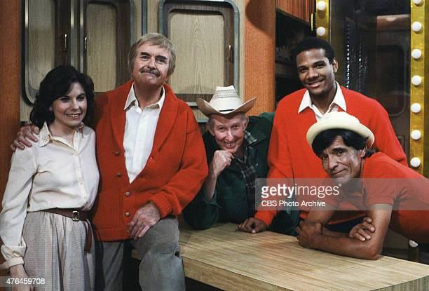 Carolyn Mignini Bob Keeshan Lumpy Brannum Kevin Clash and Gus Allegretti Image dated October 1978