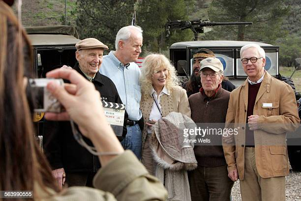 Charles Dubin director of the most episodes Mike Farrell who played Cpt BJ Hunnicut Loretta Swit who played Major Margaret Hotlips Houlihan Gene...