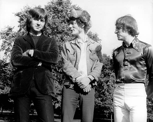 Photo of CREAM and Jack BRUCE and Ginger BAKER and Eric CLAPTON