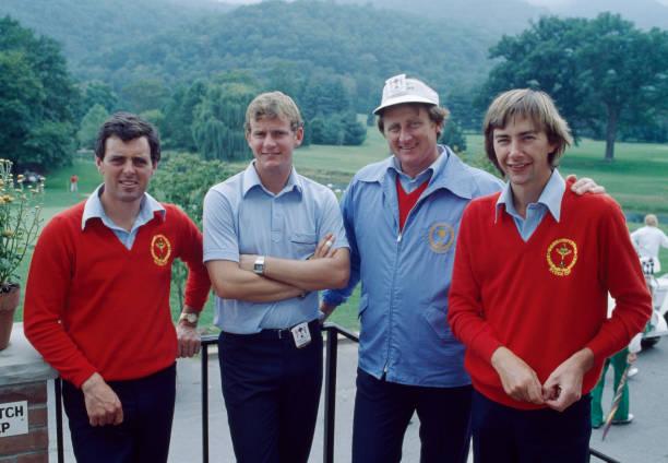 Bernard Gallacher Golf Photos Pictures Of Bernard Gallacher Golf