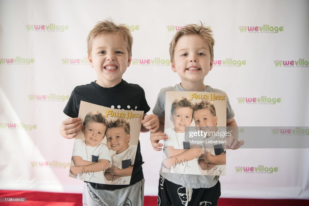"CA: Fox And Dashiell Messitt Of Neflix's ""Fuller House"" Host Special St. Patrick's Day Meet & Greet"