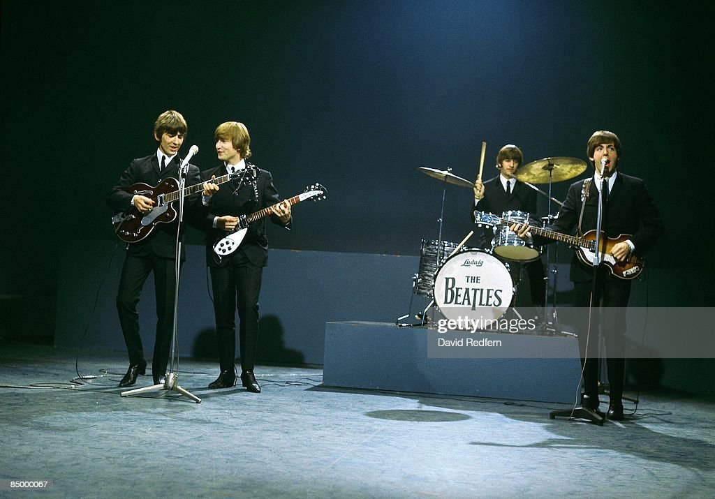 The Beatles On Shindig! : News Photo