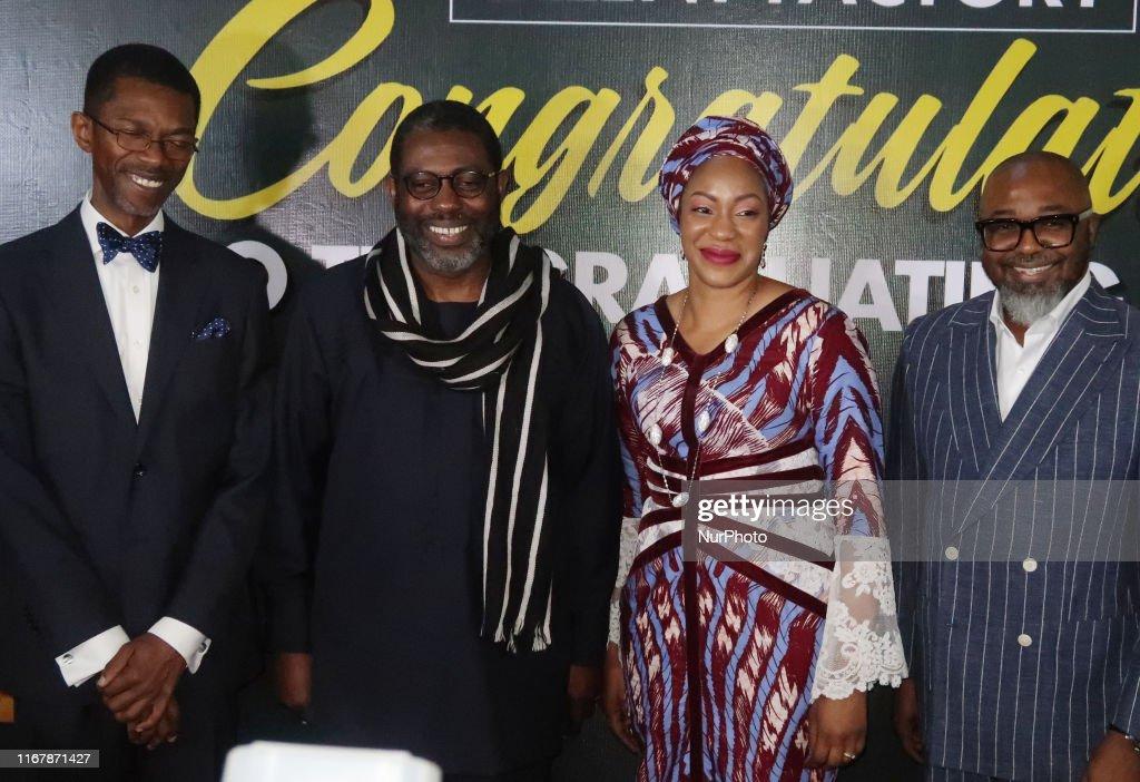 Ikechukwu Obiaya Dean School Of Media And Communication Pan News Photo Getty Images