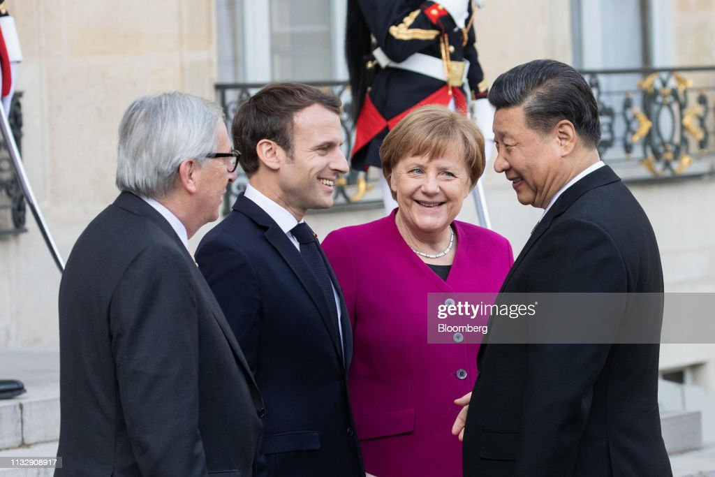 FRA: China's President Xi Jinping State Visit to France