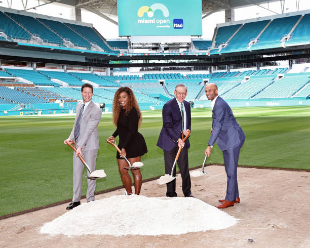A new beginning for the Miami Open.\' Pictures | Getty Images