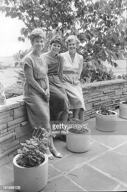 JUL 23 1979 SEP 5 1979 SEP 9 1979 From left Mrs David Dorn MrsKenneth Whiting and Mrs Joseph Bowman