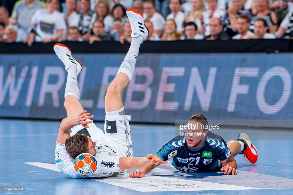 DEU: THW Kiel v Fuechse Berlin - EHF Cup Finals 2019