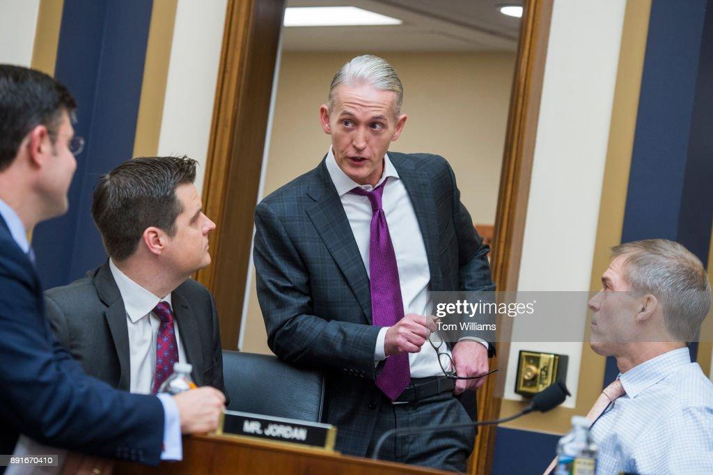 House Judiciary Committee Russia Hearing : News Photo