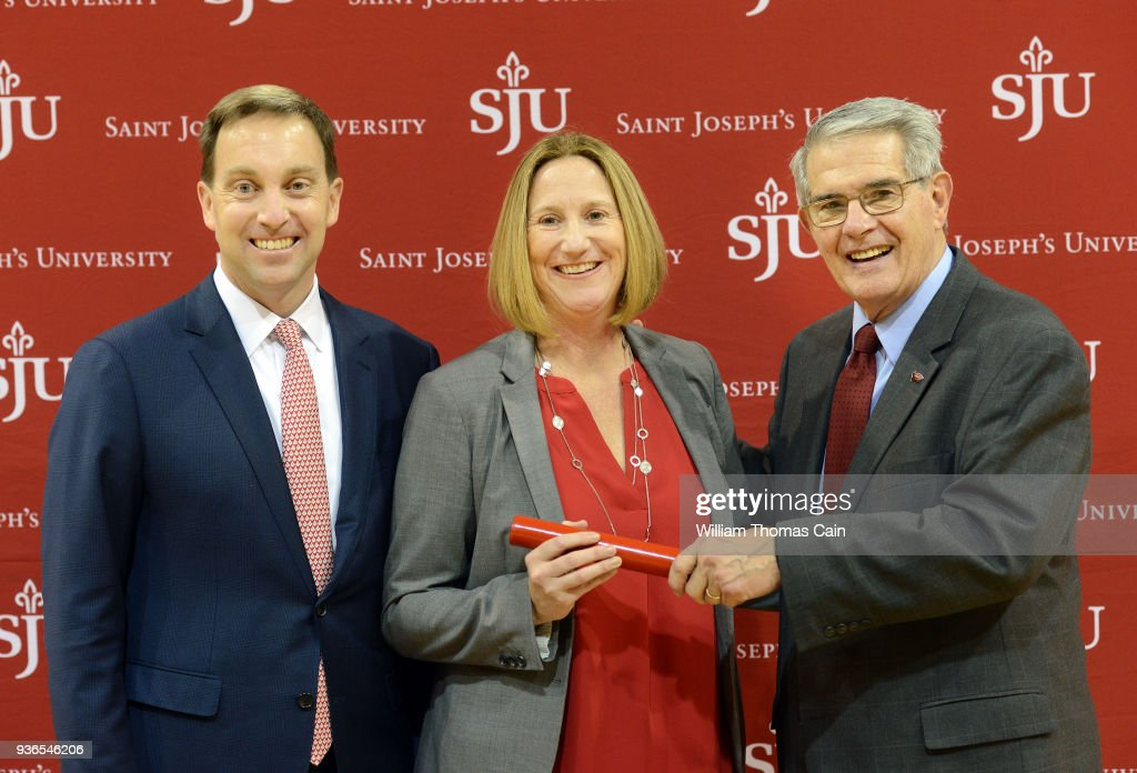 Saint Joseph's University Names Jill Bodensteiner New Athletics Director
