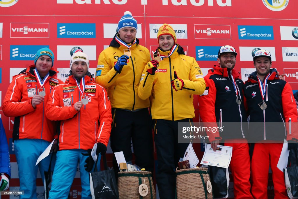 Viessmann FIL Luge World Cup Race & US Olympic Team Announcement