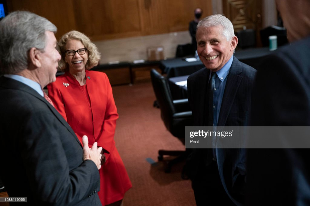 Senate Hearing Considers NIH Budget And State Of Medical Research : News Photo