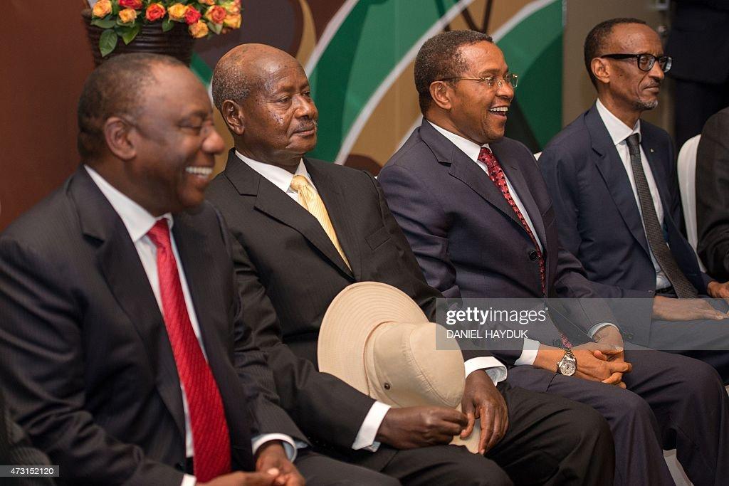 TANZANIA-BURUNDI-POLITICS-UNREST : Nachrichtenfoto