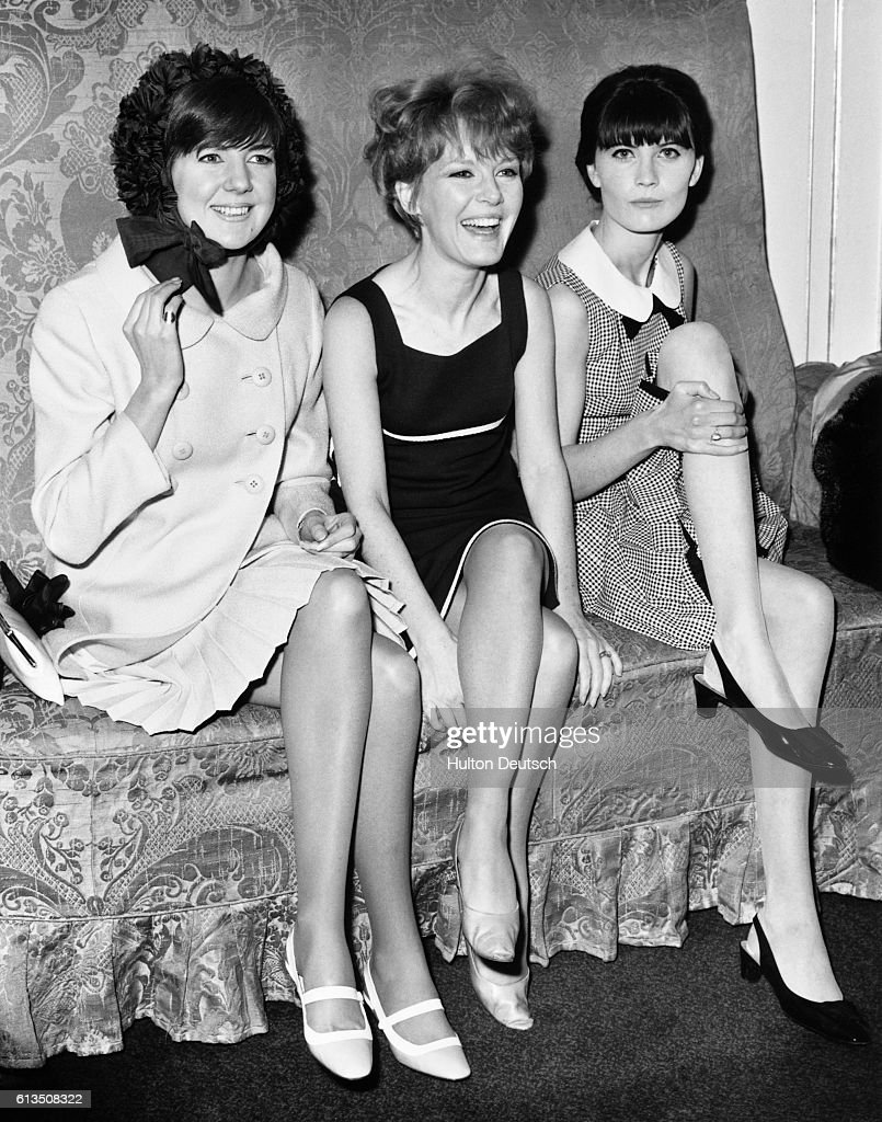 Cilla Black, Petula Clark and Sandie Shaw at a Variety Club lunch at...  News Photo - Getty Images