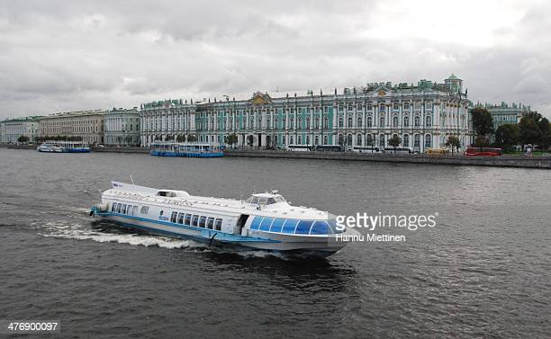 From left to right: hermitage theater, old hermitage, small hermitage, winter palace; one of the great museums of the world, its collection has...