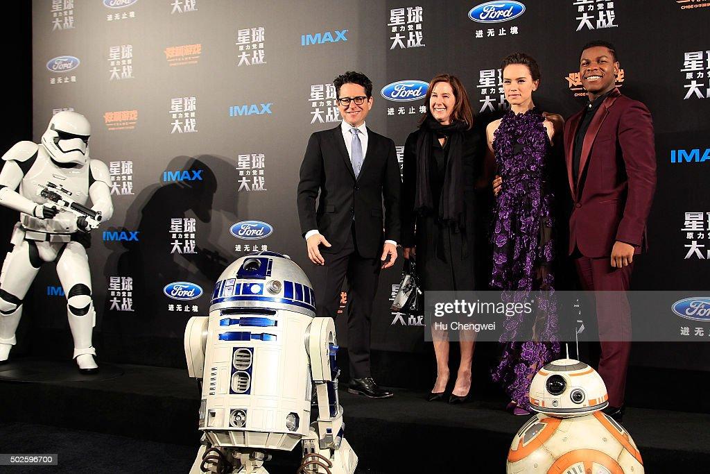 Star Wars Shanghai Fan Event : News Photo