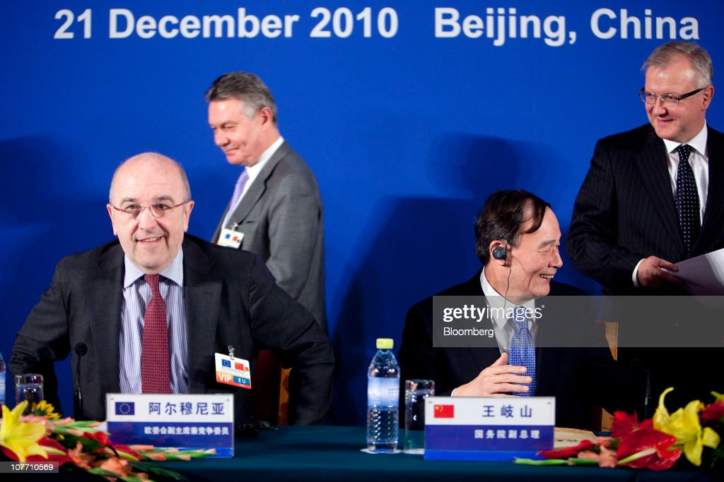 The Third China - EU High Level Economic and Trade Dialogue