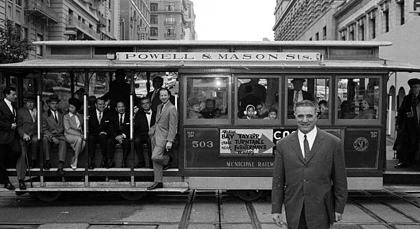 Cable Car Celebs