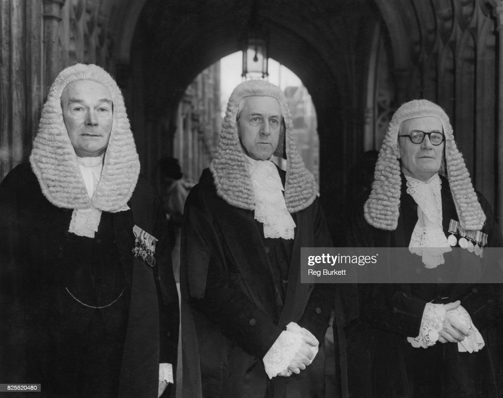 New Queen's Counsels : News Photo