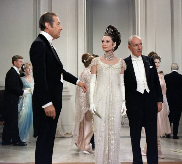 Audrey Hepburn In \'My Fair Lady\' Pictures | Getty Images