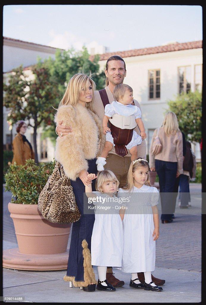 Lorenzo Lamas With Family News Photo