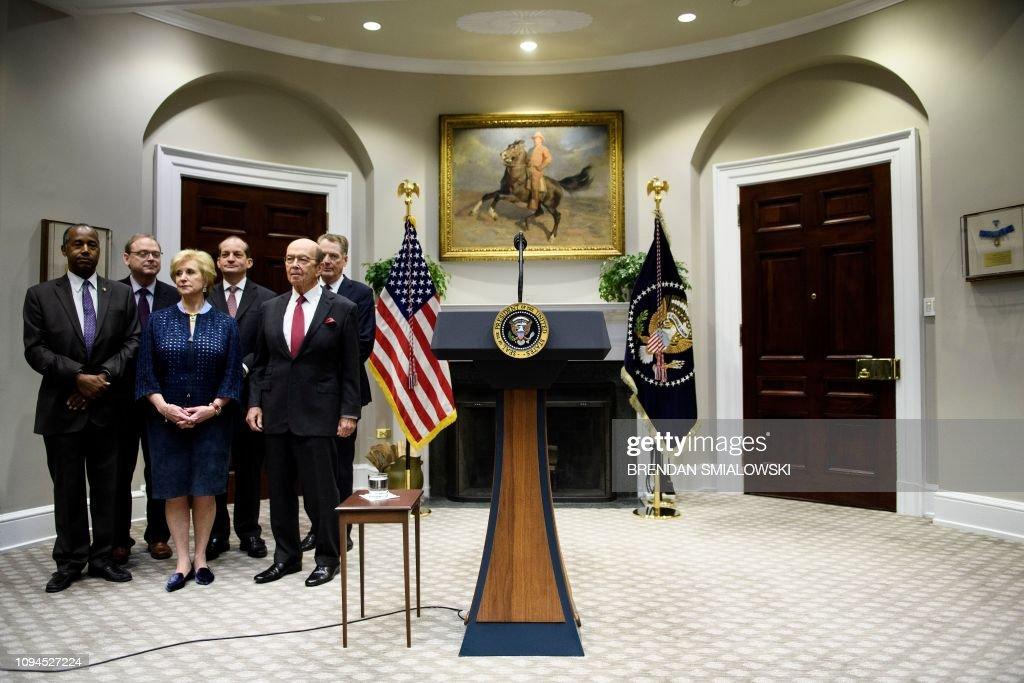 US-DIPLOMACY-ORGANISATION-ECONOMY-POVERTY-AID : News Photo
