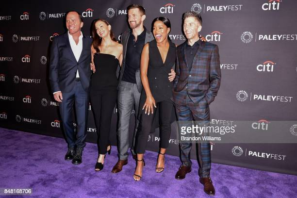 From LR Executive Producer Bradford Winters actors Ashley Judd Richard Armitage Keke Palmer and Leland Orser attends For Media's 11th Annual...
