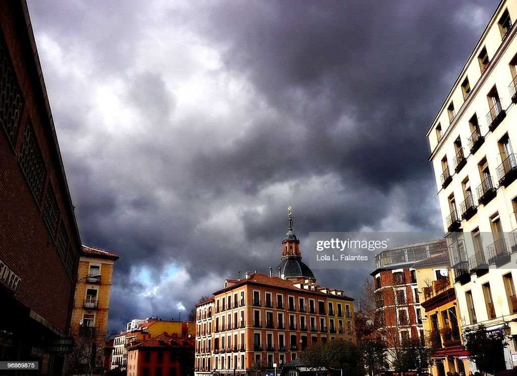 From Madrid to Heaven : Stock-Foto