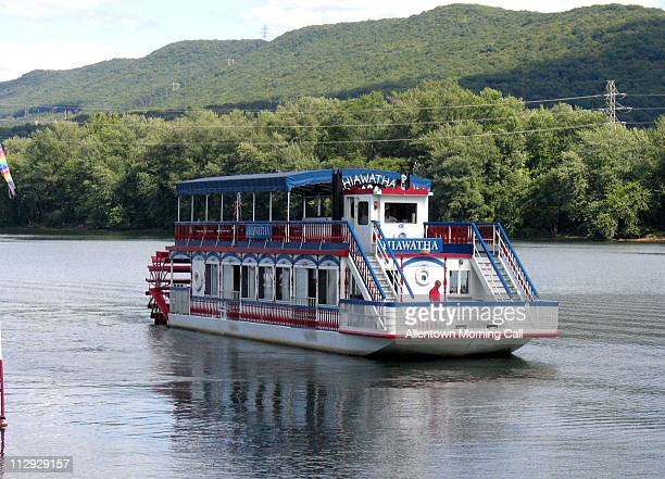From May through October the Hiawatha Paddlewheel Riverboat plies the Susquehanna River at Williamsport It offers routine sightseeing cruises as well...