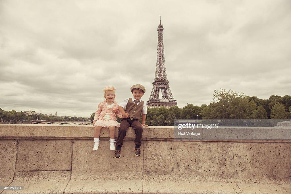 パリの愛 : ストックフォト