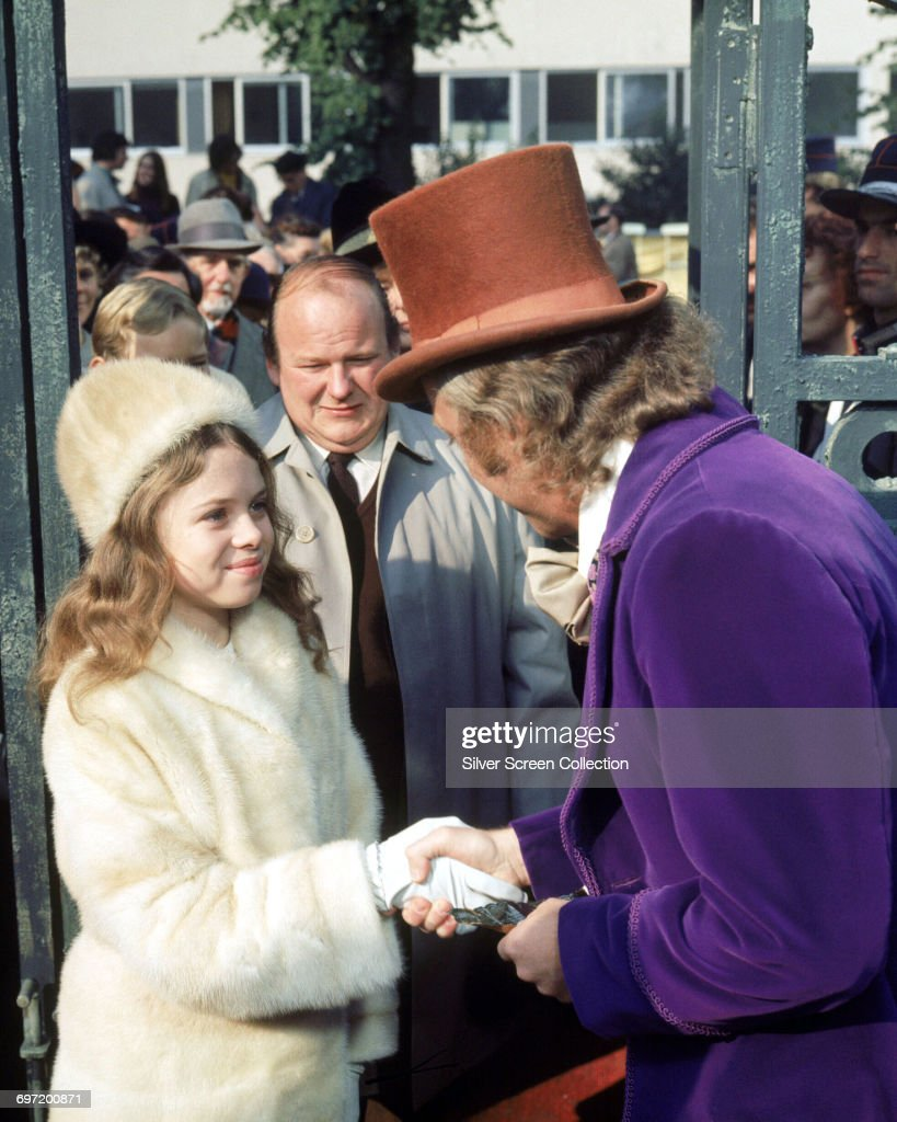 Willy Wonka & the Chocolate Factory : News Photo