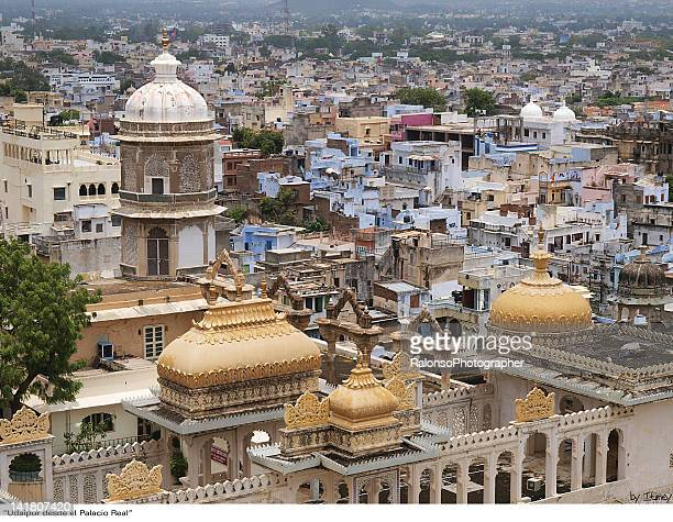 From Royal Palace Udaipur