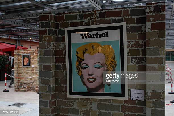 From Saturday February 7th until Sunday March 8 the Shopping Center 8 Gallery hosts the exhibition quotAndy WarholIn the cityquot quotMarilyn...