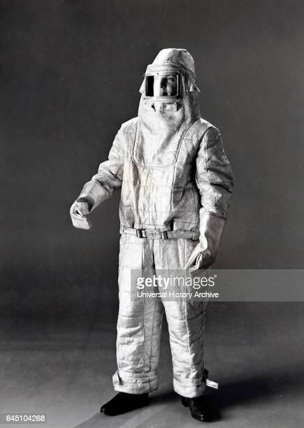 From Siebe Gorman Co Ltd A heatprotective suit for firefighters and others in proximity to great heat The outer layer of the garment takes advantage...