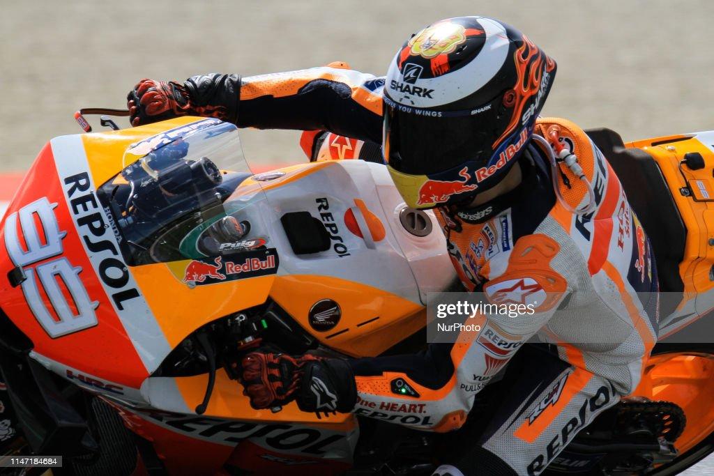 MotoGp Of Italy - Free Practice : News Photo