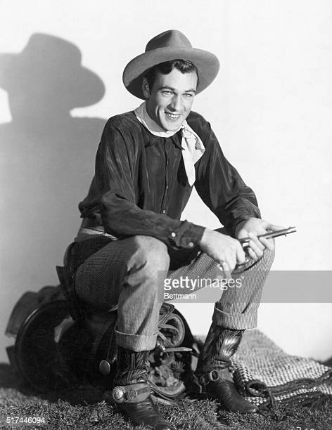 From the 1930 film The Texan.