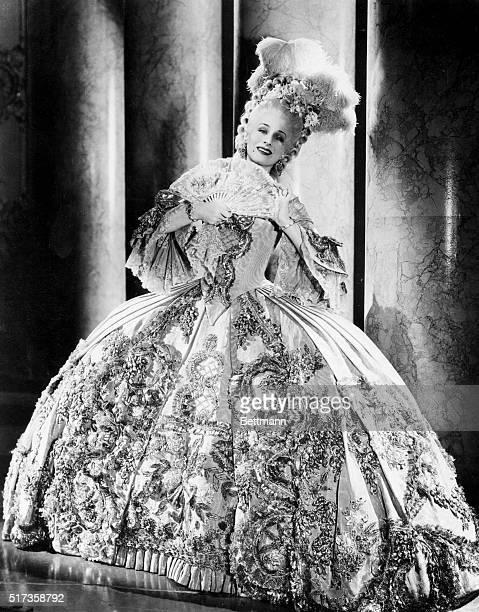 From the 1938 film Marie Antoinette