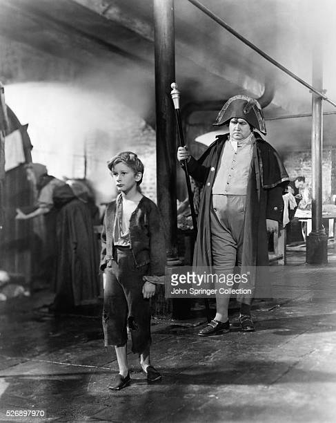 From the 1948 film Oliver Twist.