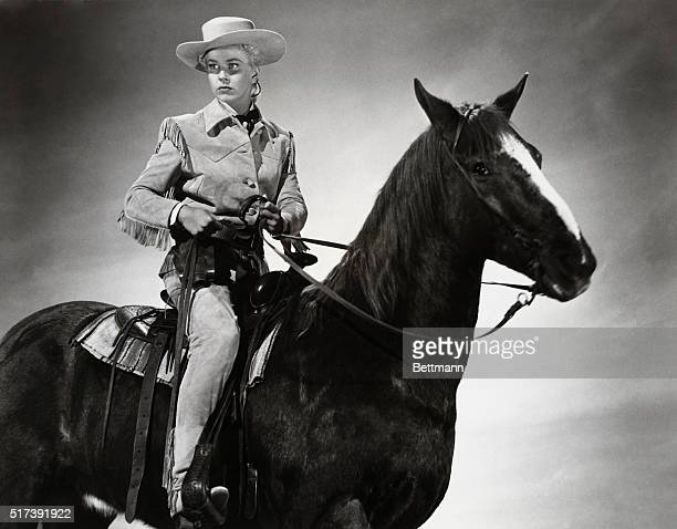 From the 1953 film Calamity Jane
