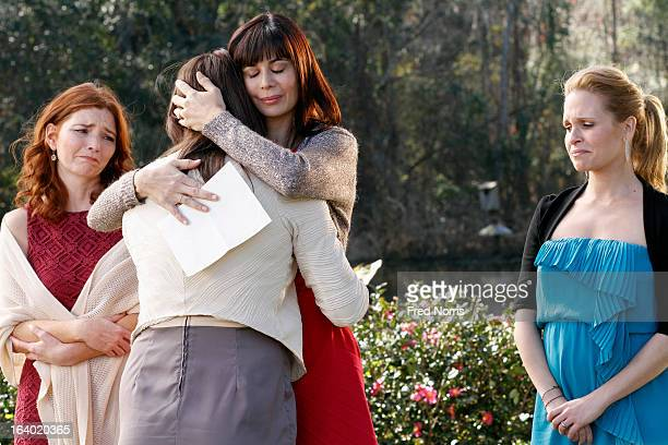 WIVES 'From the Ashes' The wives say goodbye to a loved one Roland gets to further his research while Joan has to decide if she should leave the army...