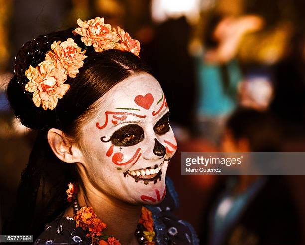 CONTENT] From the Dia de los Muertos Marigold Parade in Albuqueruqe New Mexico