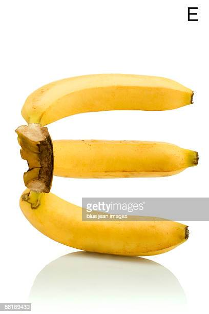 From the Health-abet, the Letter E, bananas.