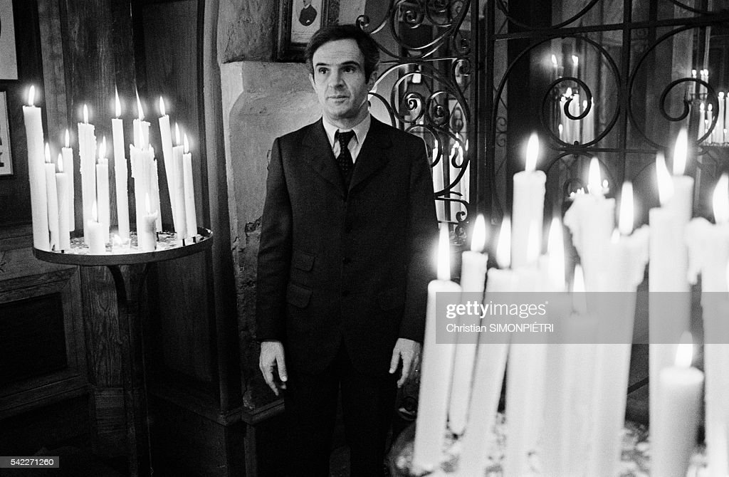 Best Francois Truffaut On Set Of The Green Room Ed From The Motion Picture La  Chambre Verte With La Chambre Verte Truffaut