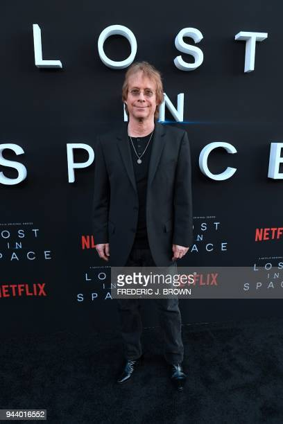 From the original Lost In Space cast actor Bill Mumy arrives for Netflix's Lost In Space Season 1 Premiere event in Los Angeles California on April 9...