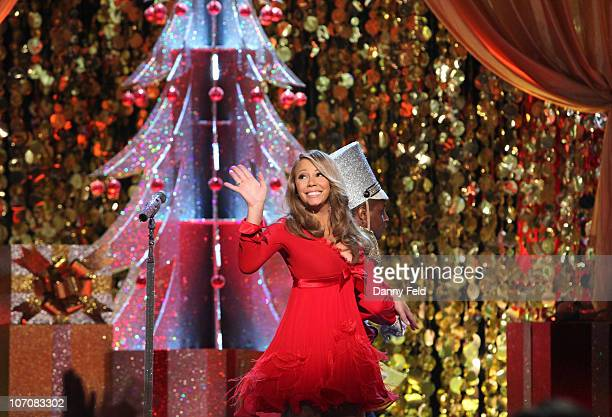 YOU From the Orpheum Theater in Los Angeles Walt Disney Television via Getty Images Television Network presents international superstar Mariah Carey...