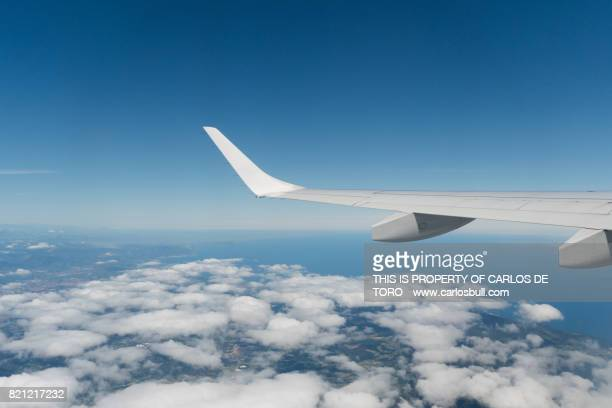 from the plane. desde el avión - www images com stock photos and pictures