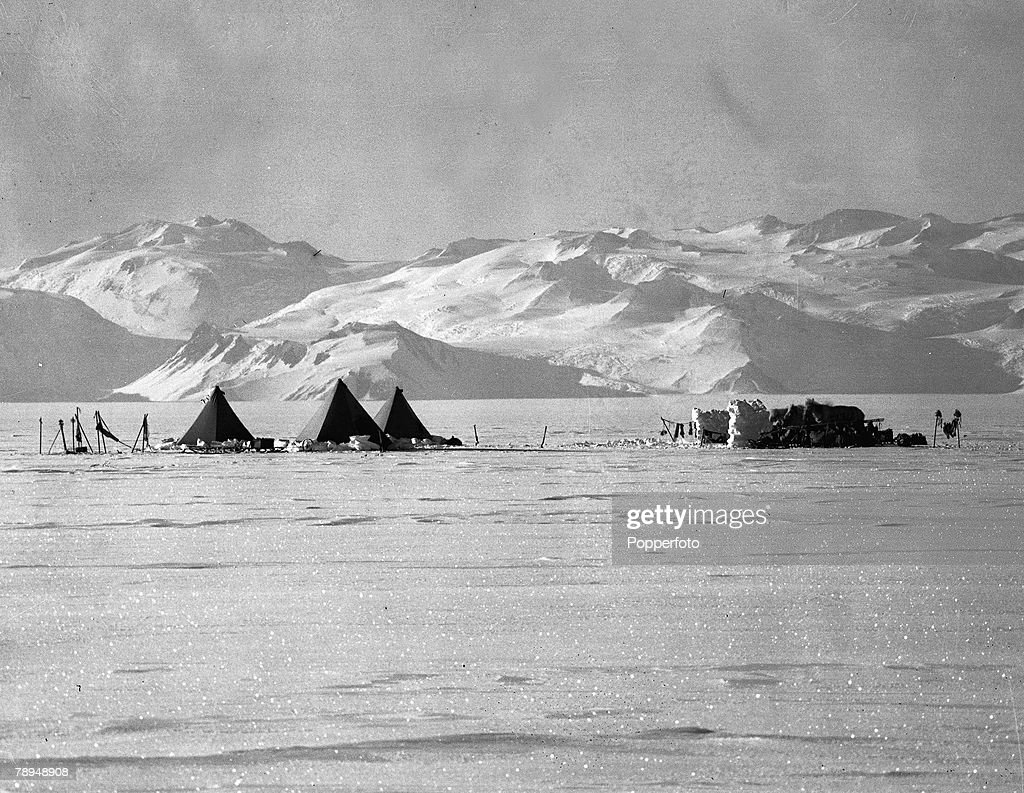 From the Ponting Collection Captain Robert Falcon Scott Photographer Scott+s Antarctic & From the Ponting Collection. Captain Robert Falcon Scott ...